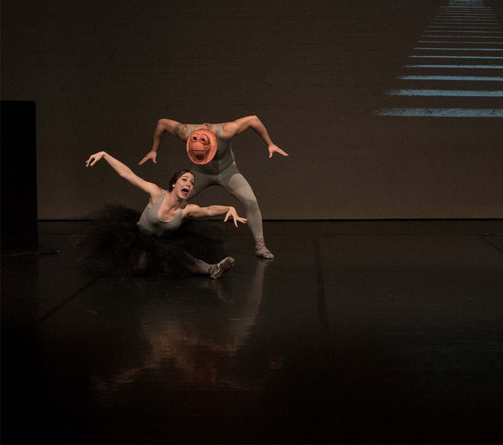 """Performance """"Die Zelle"""" im Oktober 2016"""