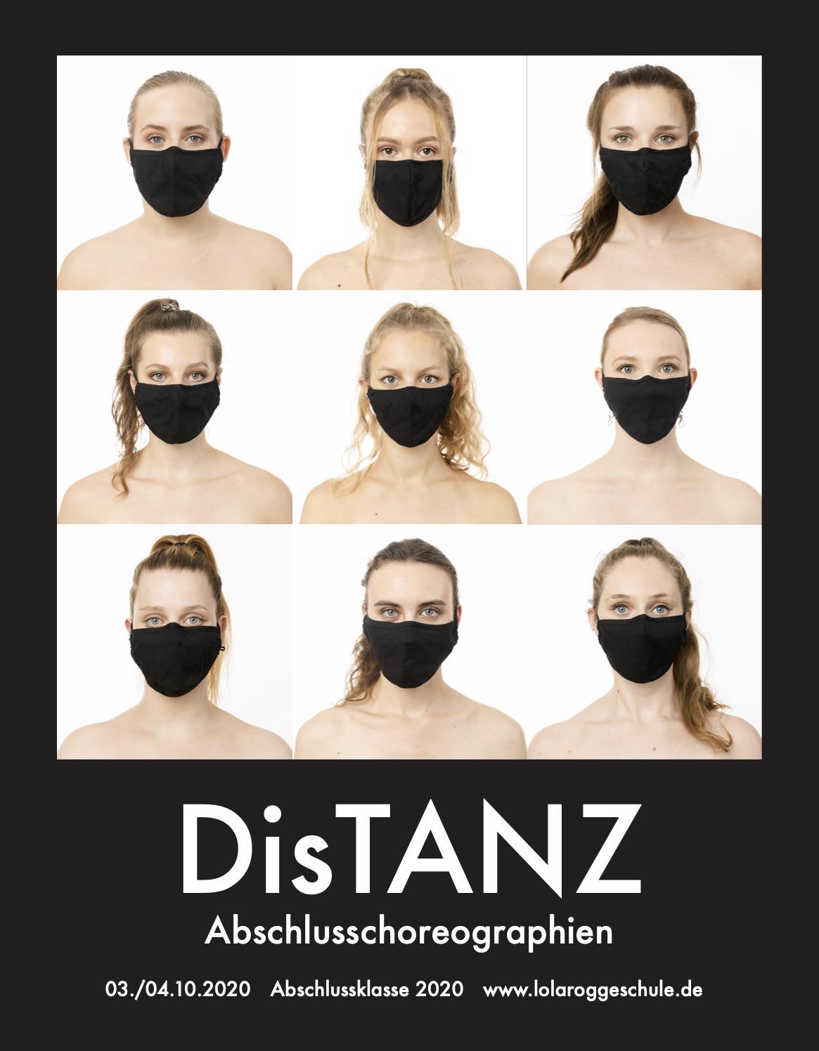DisTANZ-plakat